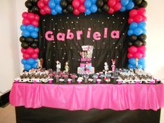 monster high party ideas | MONSTER HIGH | Design In Paper