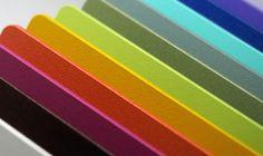 Aluminium Keuken Achterwand - Kleurstalen