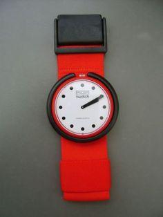 Pop Swatch Fire Signal