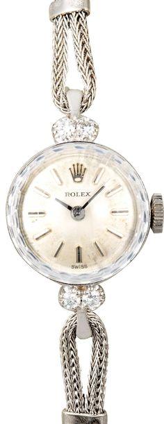 Designer Jewelry, Jewelry Design, Art Deco Watch, Vintage Watches, Rolex Watches, Pocket Watch, Vintage Ladies, Vintage Fashion, Cocktail