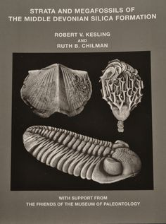 Fossils - Crinoids and Trilobites, Silica Shale, Devonian of Ohio, Arkona, Hungry Hollow, and many more.