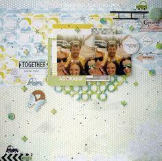 together. paper Lemon Owl Weekend Trip