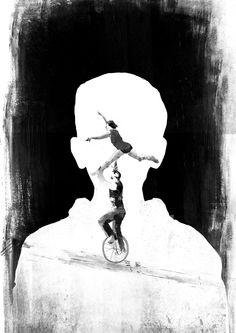 """Alba López. Ilustración para el libro """"El nombre del viento"""" de Patrick Rothfuss"""