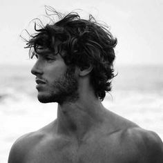 Surfers Hair For Males Medium hair styles for men Surfer Hair For Men - 50 Beach Inspired Men's Hairstyles Stylish Haircuts, Haircuts For Men, Long Wavy Haircuts, Medium Haircuts, Medium Hair Styles, Long Hair Styles, Hommes Sexy, Boy Hairstyles, Mens Medium Length Hairstyles