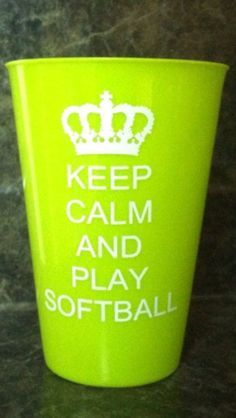 Love softball!!!