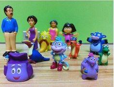 dora a aventureira - Pesquisa Google Cheap Dolls, Cartoon Toys, Dora The Explorer, Doll Stands, All Toys, My Favorite Things, Anime, Action, China