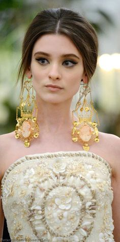 Dolce & Gabbana  | S/S 2013 Couture
