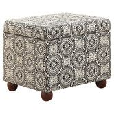 Found it at Wayfair - Medium Storage Ottoman