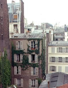 vintage everyday: Paris of 1968