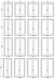 window clearances and heights for 9 foot ceilings construction rh pinterest com