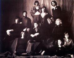 British Boutique Movement: Gina Fratini, Ossie Clarke, Zandra Rhodes, Bill Gibb, Jean Muir...