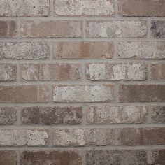 Brickweb Thin Brick Colors-  Rushmore