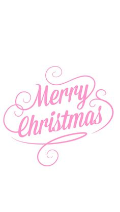 Christmas iphone wallpaper - merry christmas #festive #typography #graphic