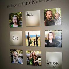 Oooo... like!  no frames, words interwoven with pics... sweet.
