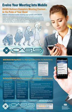 Mobile sell-sheet for Coe-Truman Technologies