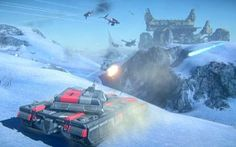 Planetside 2 is here! After nine years appears a contemporary update of the MMO shooter Planetside. And best of all, it is time Free2Play! But to Planetside 2 plays really well, the Free2Play model fair? Our test for Planetside successor gives the answers.