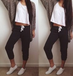 outfits with sweatpants - Google Search