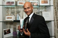 Actor & Comedian, Keegan-Michael Key, basks in the glory that is #Nerium. (Photo by Omar Vega/Invision for Backstage Creations/AP Images)