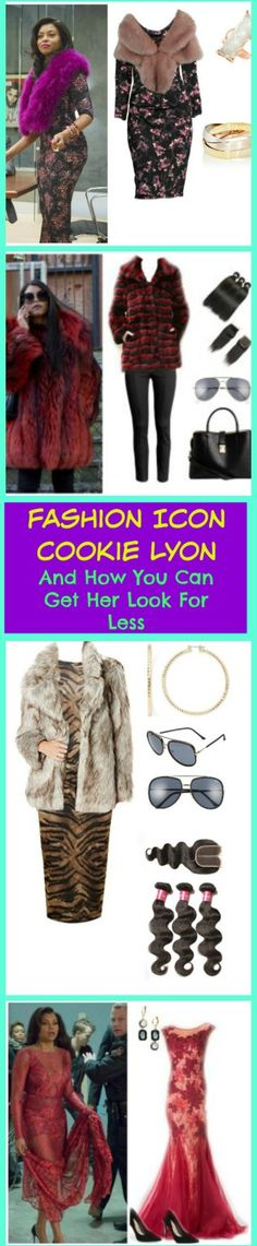 Cookie Lyon Fashion