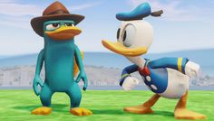 Image result for donald duck disney infinity