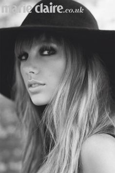 Taylor Swift | David Roemer #photography | Marie Claire UK November 2012