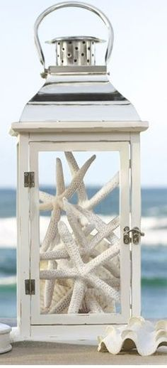 90 Ideas Nautical Centerpieces For Summer Wedding Wedding Centerpieces, Wedding Table, Wedding Decorations, Beachy Centerpieces, Seashell Decorations, Centrepieces, Nautical Centerpiece, Nautical Lanterns, Lanterns Decor