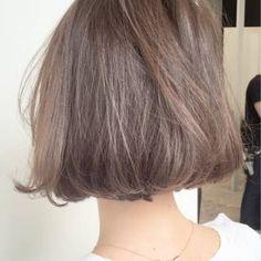 ideas for haircut capelli medi tutorial Medium Hair Cuts, Short Hair Cuts, Short Hair Styles, Natural Hair Styles, Haircuts For Wavy Hair, Bob Hairstyles, Hc Hair, Cool Hair Color, Love Hair