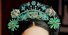 Chinese Hairpin, Qing Dynasty, Hair Pins, Palace, Anime Art, Dior, Hair Accessories, Jewellery, Embroidery
