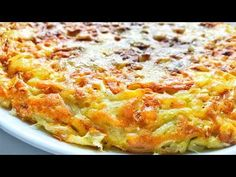 Why didn't I know this recipe before? Cabbage and eggs. cabbage pie - YouTube