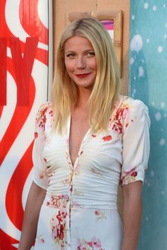 Le balayage blond de Gwyneth Paltrow