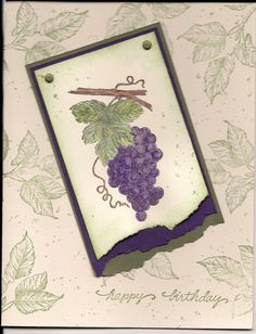 Stampin' Up Sun Ripened II (2002)
