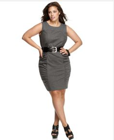 Fashion for curvy girls - Ashley Graham in Macys dress.png