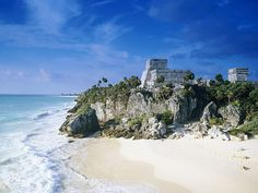Check out the top Tulum tours. From Cancun to Tulum there are tons of amazing activities in Riviera Maya, Mexico. Cenotes, snorkeling, and Mayan Ruins. Tulum Mexico, Mexico Honeymoon, Honeymoon Trip, Mexico City, Catalonia Royal Tulum, Machu Picchu, Riviera Maya, Ponte Golden Gate, Tulum Mayan Ruins
