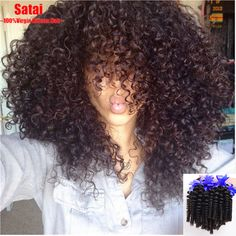 Malaysian Curly Hair Afro Kinky Curly Hair 3 Bundles Lot 7A Unprocessed Malaysian Kinky Curly Virgin Hair Human Hair Extensions-in Hair Weaves from Health & Beauty on Aliexpress.com | Alibaba Group