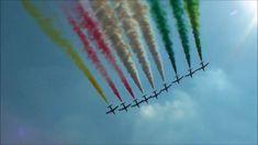 AIR Show 2018 Arona frecce tricolori