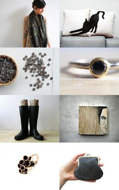 gray day by Scocca Papillon on Etsy--Pinned with TreasuryPin.com