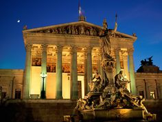 Vienna, Austria - One of top places to travel