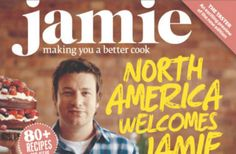#Celebrity #Chef Jamie Oliver's Magazine Coming To The United States
