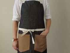 14 Masculine Apron Varieties - From High-Class Mens Aprons to Superhero Grilling Gear
