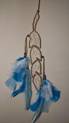 Eagle Feather dream catcher  shipping от LandonsDreamCatchers