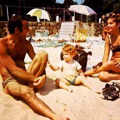 Vintage 70s Beach Series Set Of 3 8x10 By Sashagrubor On Etsy