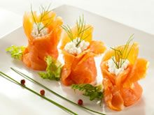 1000 images about recept koud voorgerecht on pinterest met creme fraiche and van - Entree de fete facile et pas cher ...