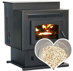wood pellet homeheating