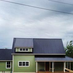 modern farmhouse - MB architecture + design
