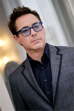 Robert Downey jr.: «Ho vissuto di corsa» - VanityFair.it