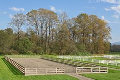 River Run Ranch - outdoor arena