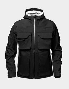 Aether Field Jacket black.