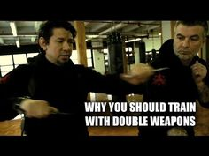 Double Weapons Training | Doug Marcaida - YouTube