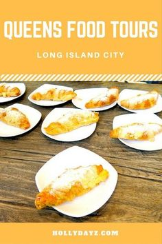 Queens Food Tours- Long Island City New York Queens Food, Ny Food, Drinking Around The World, New York City Travel, Long Island City, Food Inspiration, Travel Inspiration, Great Recipes, Recipe Ideas