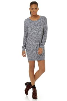 The Only Dress You Need This Winter #refinery29  http://www.refinery29.com/sweater-dresses#slide11